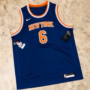 Nike NY Knicks Kristap Porzingis Jersey Youth XL
